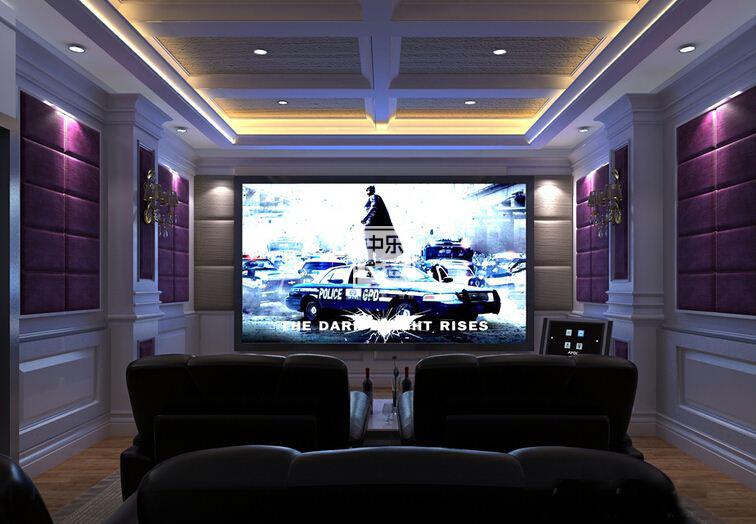 如何让私人影音房比电影院还要炫酷